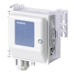 Датчики давления Siemens QBM66 для воздуха и газов