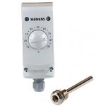 Термостат регулирующий Siemens RAK- TR с автоматическим (термическим) сбросом