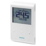 Термостаты комнатные Siemens RDE100 для отопления, с таймером