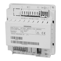 Погодозависимый зонный контроллер Siemens RVS46.530