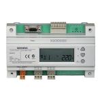 Универсальный контроллер Siemens RWD32